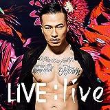 【Amazon.co.jp限定】LIVE : live(初回限定盤)(DVD付)(特典:メガジャケ(通常盤絵柄)付)