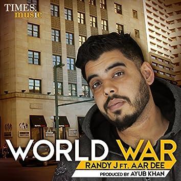 World War (feat. Aar Dee) - Single