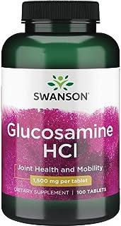 Swanson Glucosamine 1500Mg 100 Tablets