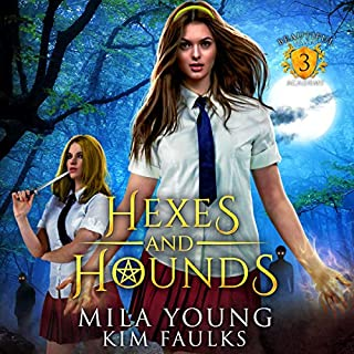 Hexes and Hounds cover art