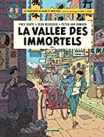 Blake & Mortimer - Tome 25 - Vallée des Immortels (La) - Tome 1 - Menace sur Hong Kong de Sente Yves
