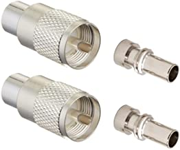 Vhf Antenna Connector Types