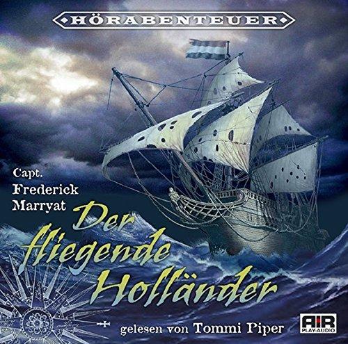 『Der fliegende Holländer』のカバーアート