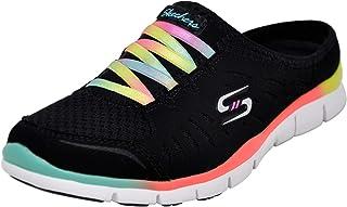 Skechers Sport Women`s No Limits Slip-On Mule Sneaker