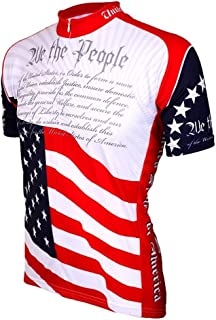 Men's U.S. Constitution Cycling Jersey