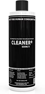 Save Our Amazing Planet Butanediol Cleaner (99.5-99.9& 1,4 Butanediol), Organic Reagent, 3D Printing Plasticizer, 500ML