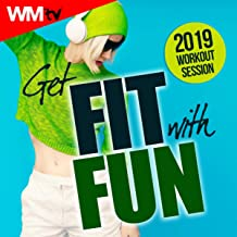 Get Fit With Fun 2019 Workout Session (60 Minutes Non-Stop Mixed Compilation for Fitness & Workout 135 Bpm / 32 Count)