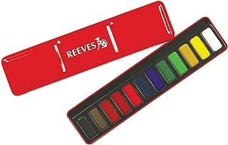 reeves watercolor pan set