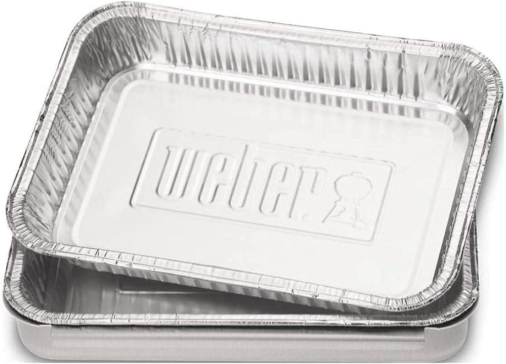 Aluminum Free shipping alloy drip tray Max 80% OFF 15X22CM 10 fat disposable pieces t bowl