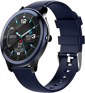 Smartwatch Reloj Inteligente con Pulsómetro Cronómetro Caloría Pulsera Actividad Inteligente Podómetro Monitor de Sueño Impermeable IP68 Reloj Deportivo Reloj de Fitness para Mujer Hombre Android iOS