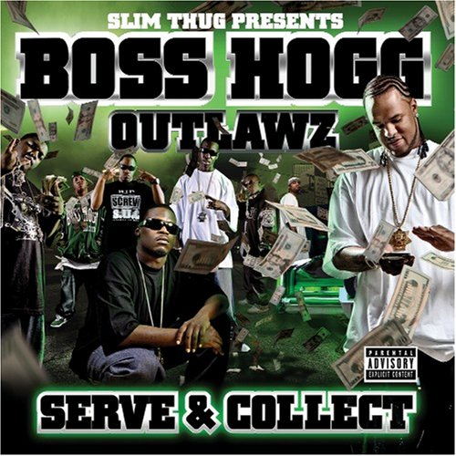 Serve & Collect [Explicit]