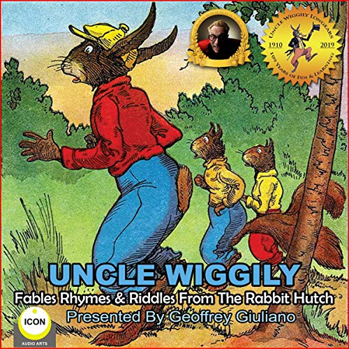 Uncle Wiggily Fables Rhymes & Riddles from the Rabbit Hutch cover art