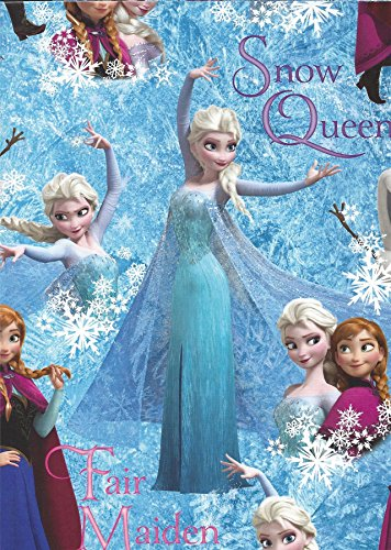 Disney Frozen 2 inpakpapier en 2 geschenkverpakkingen