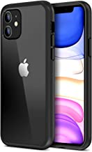 """XDesign HyperPro Series Designed for Apple iPhone 11 Case (2019 6.1"""") Slim Fit/GXD Cushion Drop Protection - Black"""