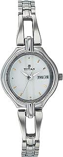 Titan Casual Watch For Women Analog Metal - 2345SM01