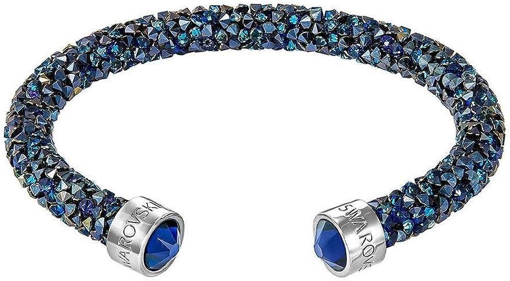 Swarovski Blue Crystaldust Cuff