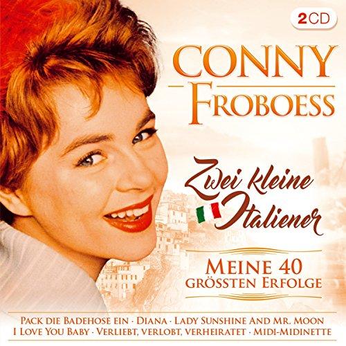 Zwei Kleine Italiener; Meine 40 größten Erfolge; Pack die Badehose ein; Diana; Lady Sunshine and Mr. Moon; I love you Baby; Verliebt verlobt verheiratet; Midi Midinette;