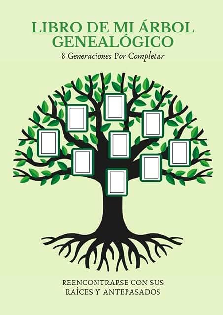 Amazon.es: el arbol genealogico de la familia