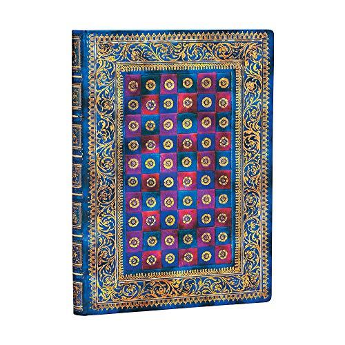Paperblanks Cuadernos de Tapa Dura Celeste | Libretas de Direcciones | Midi (130 × 180 mm) (Address Books)