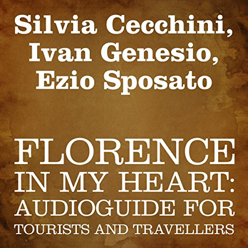 Florence in My Heart audiobook cover art