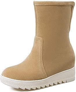 BalaMasa Womens ABS13856 Pu Boots