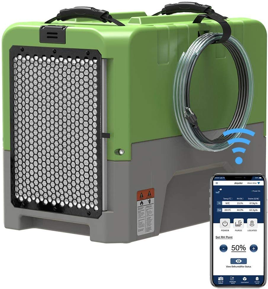 ALORAIR Smart WiFi All items free shipping LGR Dehumidifier Commercial Hose Dehumi Cheap SALE Start with