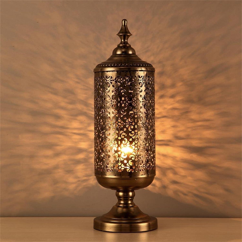 Shopping- Bronze Tischlampe kreative Persönlichkeit Retro Schlafzimmer Lampe Restaurant Schlafzimmer Schlafzimmer Schlafzimmer Wohnzimmerlampe die-Spitze B01MSOT5JO     | Moderater Preis  3ee420
