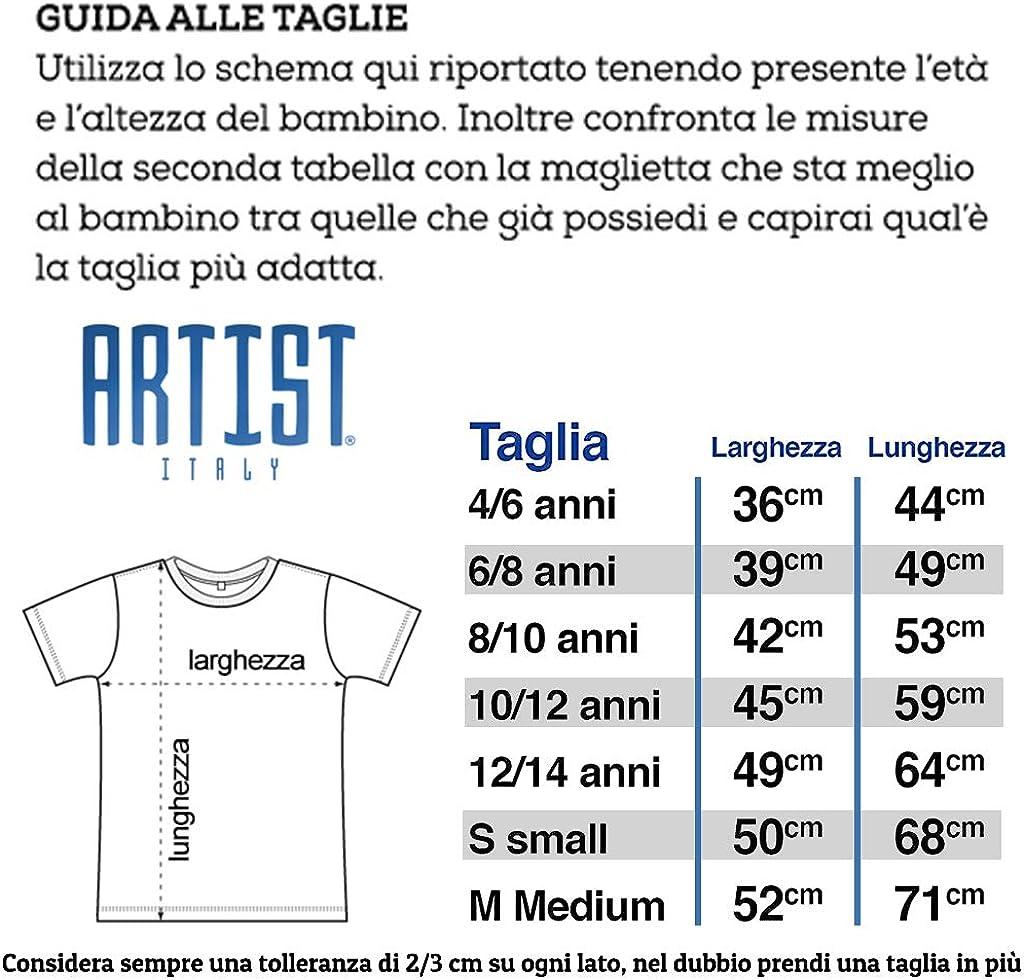 ARTIST Nuovi Colori T-Shirt Team WGF Lyon Maglietta Novita' - When Gamer's Fail - Lyon Youtuber Italia