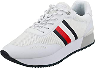 Tommy Hilfiger TOMMY MESH CITY, Women's Sneakers, White