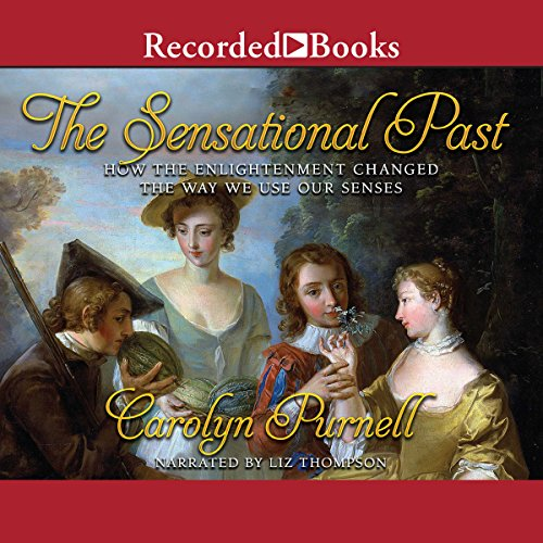 The Sensational Past audiobook cover art
