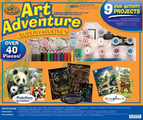 Royal & Langnickel AVS-104 Set d'art aventure