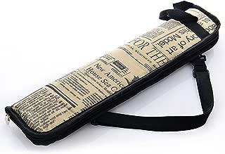 OLizee™ Classic Drum Stick Bag Drumstick Case Cover With Shoulder Strap