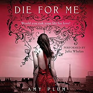 Die for Me audiobook cover art
