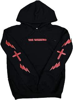 starboy cross hoodie