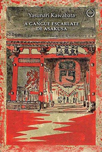 A gangue escarlate de Asakusa