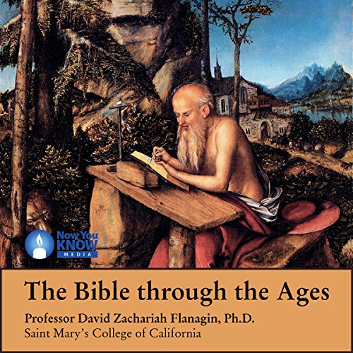 The Bible Through the Ages audiobook cover art