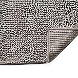 Microfiber Bath Rugs Chenille Floor Mat Ultra Soft...