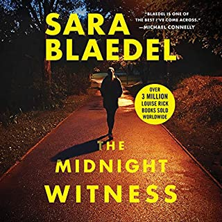 The Midnight Witness cover art