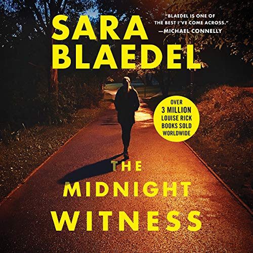 The Midnight Witness     Louise Rick Series              By:                                                                                                                                 Sara Blaedel                               Narrated by:                                                                                                                                 Christine Lakin                      Length: 8 hrs and 47 mins     23 ratings     Overall 3.6