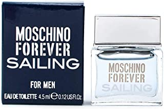 Forever Sailing by Moschino for Men - Eau de Toilette, 4.5ml