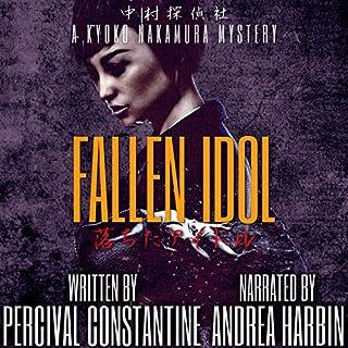 Fallen Idol audiobook cover art