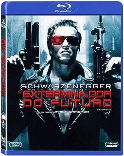 Blu-ray O Exterminador do Futuro [ The Terminator ] [ Brazilian Edition ] [ Audio and Subtitles English + Spanish + Portuguese ]