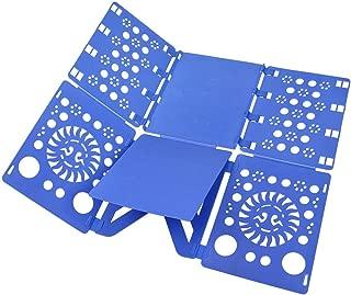BoxLegend Shirt Folding Board t Shirts Clothes Folder Durable Plastic Laundry folders Folding Boards flipfold