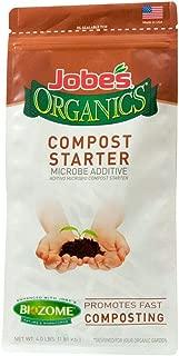 Jobe's Organics Compost Starter, 4 lb