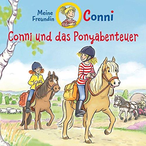 Folge 47: Conni und das Ponyabenteuer