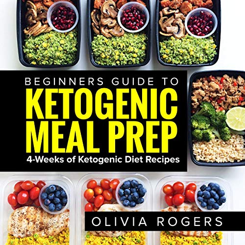Ketogenic Meal Prep cover art