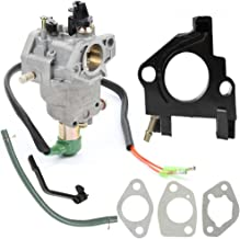 Buckbock Manual Choke Carburetor Carb for Harbor Freight Predator 13HP 420CC 69671 68530 68525 8750W 8750 Watt Watts Generator