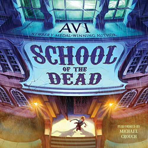 School of the Dead audiobook cover art