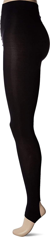 Capezio womens Ultra Soft Self Knit Waistband Stirrup Tight