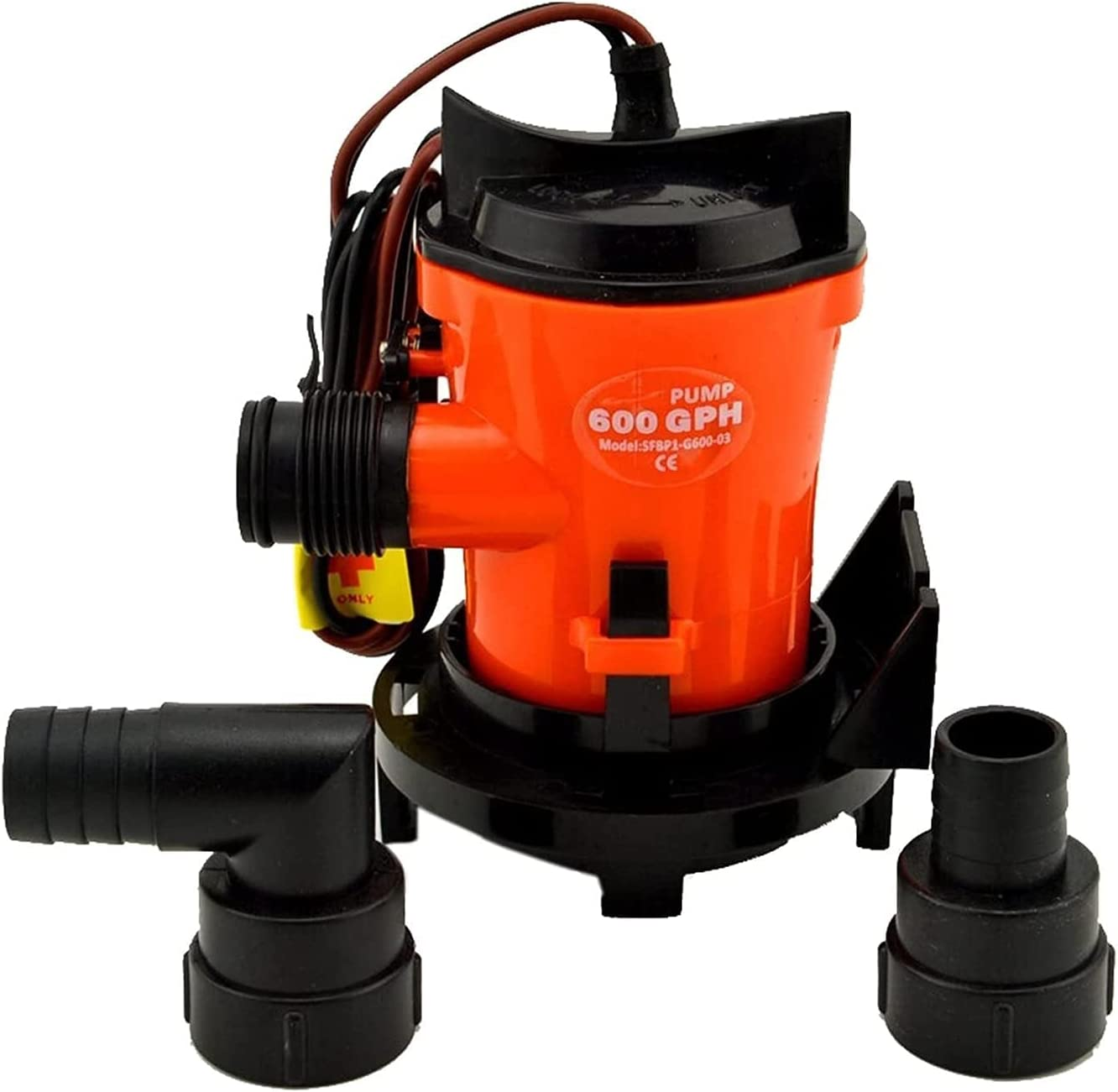 DAYDAY helper Automatic Submersible Small Chicago New product!! Mall Boat Bilge 600 GP Pump